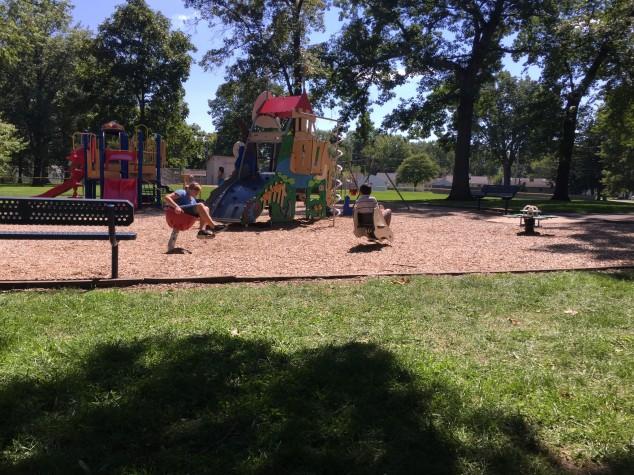 Neighborhood Playgrounds and Parks
